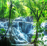 Wodospad w Meksyku - 60536244