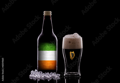 Fotografering  Irish Stout