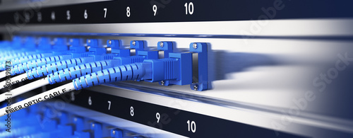 Cuadros en Lienzo  Data Telecommunication Equipment