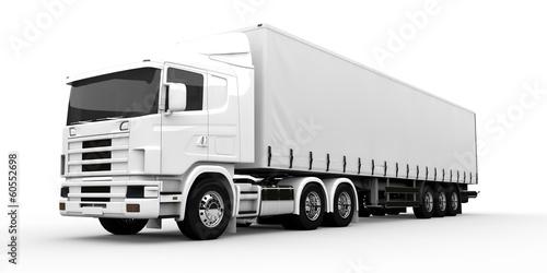 Fotografía White truck