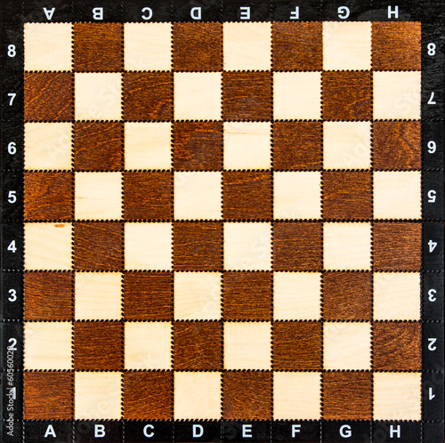 Photographie chessboard