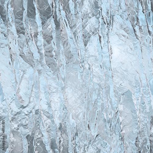 Seamless ice texture