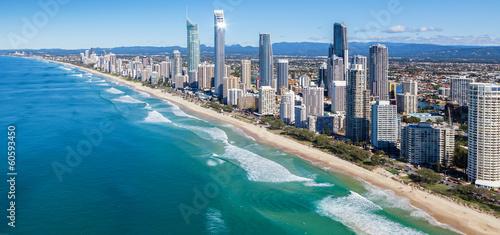 Fényképezés  Surfers Paradise, Gold Coast,  Australia