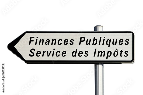 Valokuva  Impôts et Finances Publiques
