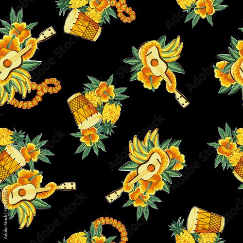 hawajskie-gitary-i-banany