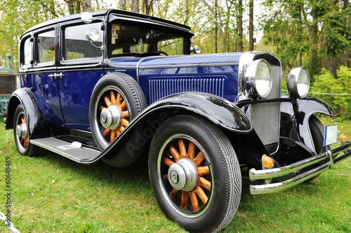 stary-amerykanski-samochod
