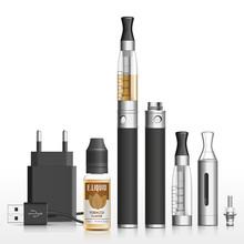 E-cigarette, E-liquid Tobacco