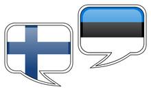 Finnish-Estonian Conversation