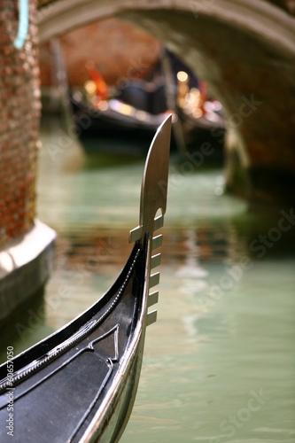 Fotografia, Obraz  Gondole a Venezia