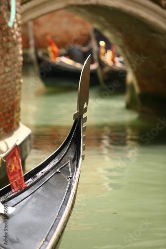 Fotografia, Obraz  Gondola a Venezia