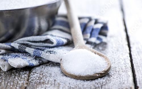 Keuken foto achterwand Snoepjes White Sugar