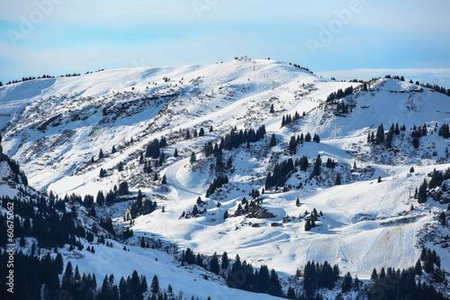 Foto op Plexiglas Arctica Alpes