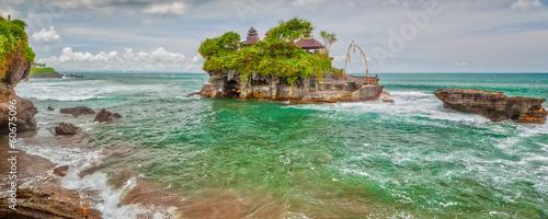 Foto op Aluminium Bali Tanah Lot sea temple bali