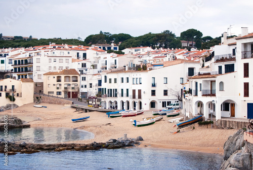 Calella de Palafrugell, Costa Brava, Spain