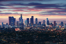 City Of Los Angeles California...