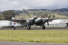 Taxiing Mosquito