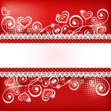 Valentine`s Background 5