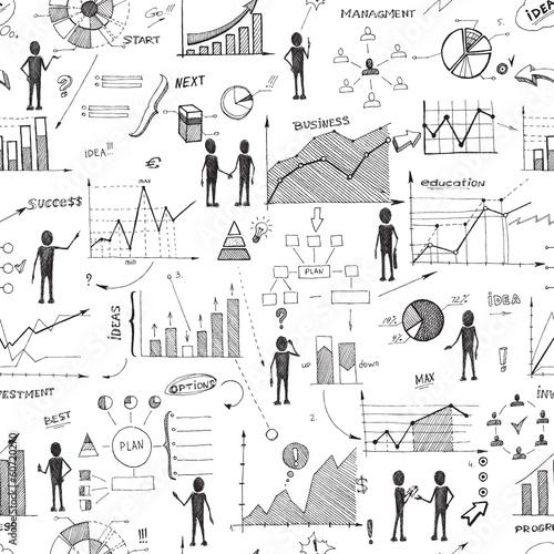 bezszwowe-doodle-sieci-infografiki-backgro