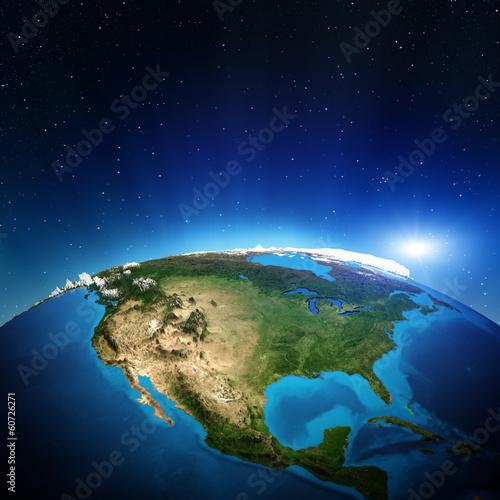 Fotografía  North America