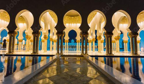 Fotografia The Shaikh Zayed Mosque
