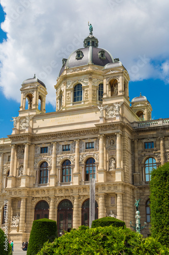 Photo  Museum of Natural History in Vienna, Austria