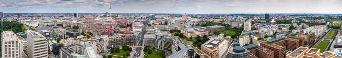 Fototapeta Panorama of Berlin