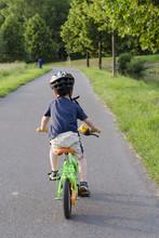 Cycling Child