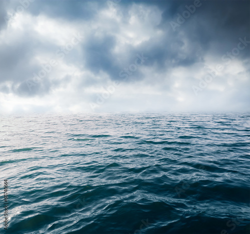 Water Waves Background © Creatus