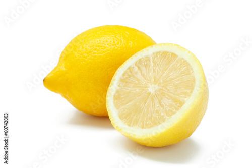レモン Canvas Print