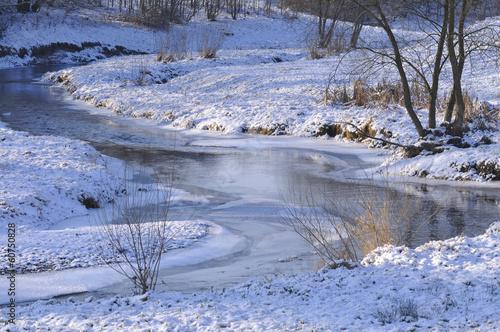 Foto auf Gartenposter Fluss Spree