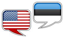 American-Estonian Conversation