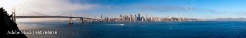 skyline di San Francisco, California, USA #60766676