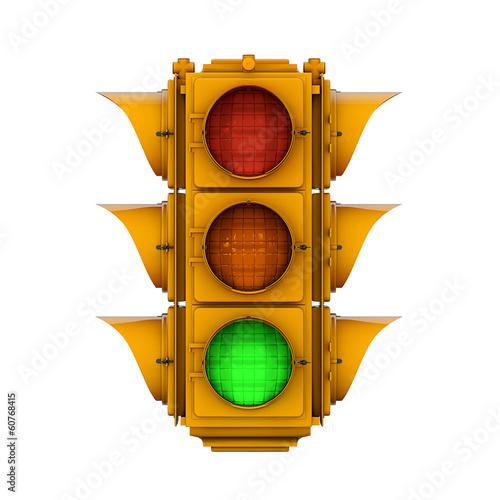 Photo  Traffic light