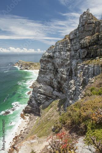 Staande foto Zuid Afrika Cape Point, kap der guten hoffnung, südafrika