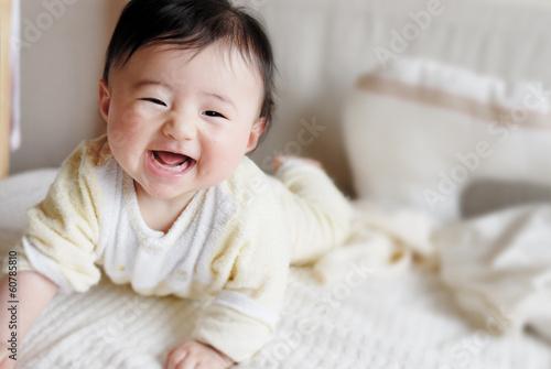 Fotografia  笑う赤ちゃん