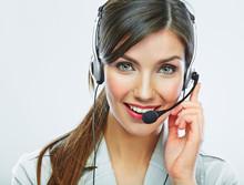Customer Support Operator Clos...