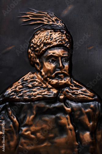Fotografie, Obraz  Stefan batory King of Poland 1576-1586