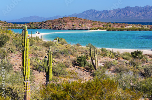 Baja California Canvas Print