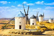 Windmills Of Don Quixote In Co...