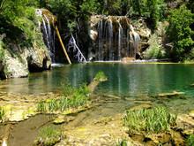 Hanging Lake, Glenwood Canyon,...