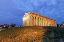 Parthenon In Nashville, Tennes...