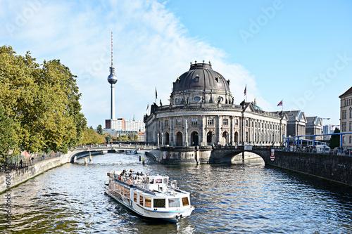 Fotobehang Berlijn Stadtrundfahrt Berlin
