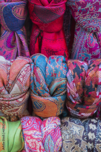 background of beautiful textiles - Buy this stock photo and