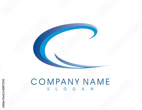 Fotografía  C wave logo