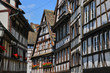 Alsace, old and historical district in Strasbourg