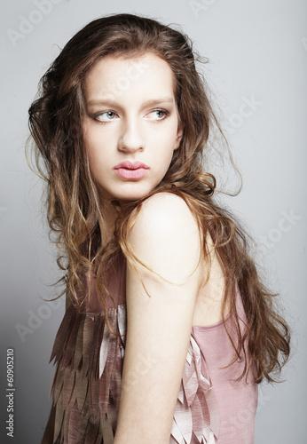 Valokuva  Natural fashion make-up