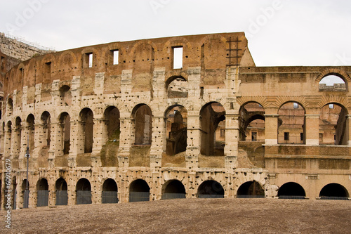 Fotografia, Obraz  The colleseum, Rome, Italy.