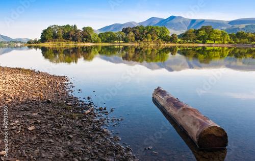 Derwent Water, English Lake District, UK. Fototapet