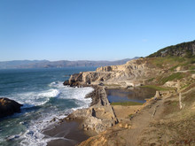 Sutro Baths In San Francisco, ...