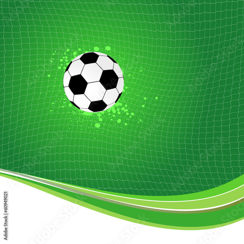 Fussballnetz Mit Ball Buy This Stock Vector And Explore